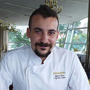 Chef Matteo Ponti